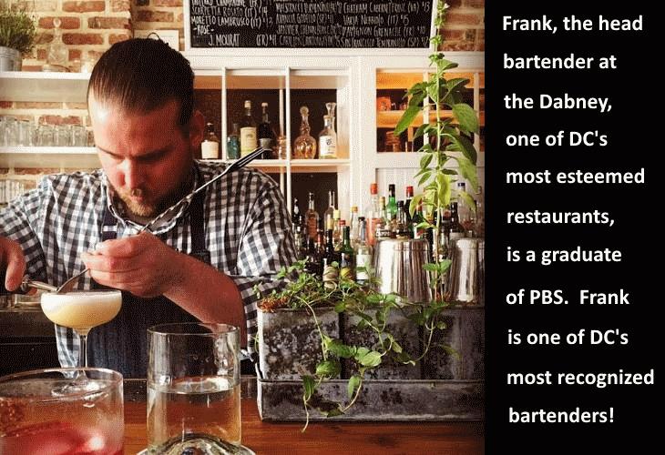 bartender jobs dc md va