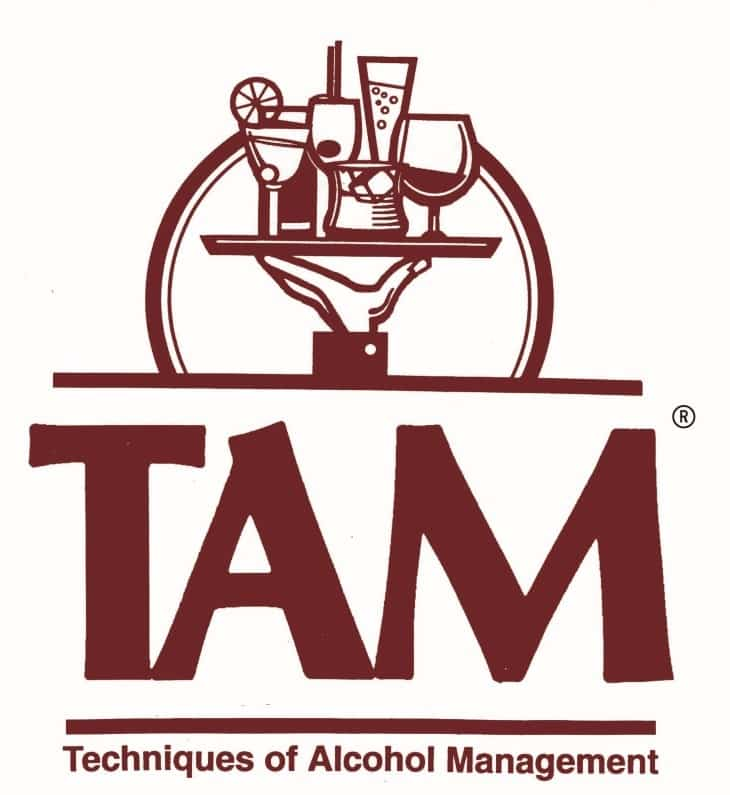Bartending License Dc Md Va Tam Certification