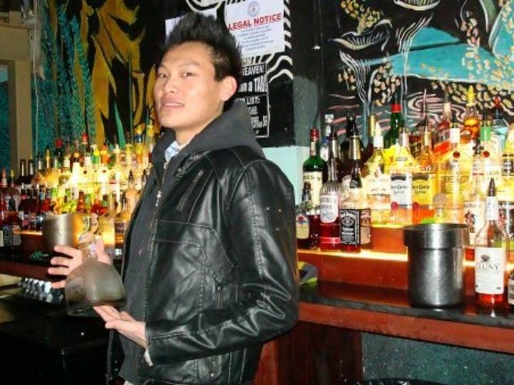 DC bartendng grad Nan Ding