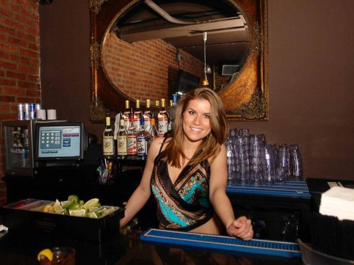 DC bartending grad Emily
