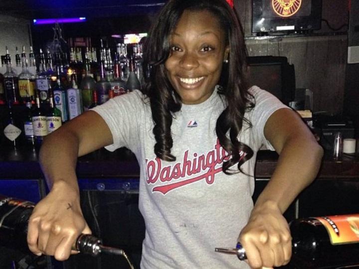 VA bartending grad Danielle